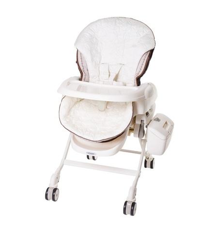 Многофункциональная электронная люлька-стульчик Combi Fealetto Auto Swing 220V
