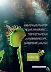 Carnivorous plants (Discover Our Amazing World) reader. Книга для чтения