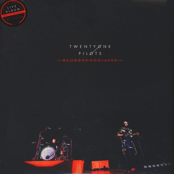 Twenty One Pilots Quot Blurryface Live Quot купить на виниловой