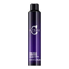 TIGI Catwalk Your Highness Firm Hold Hairspray - Лак сильной фиксации для объема