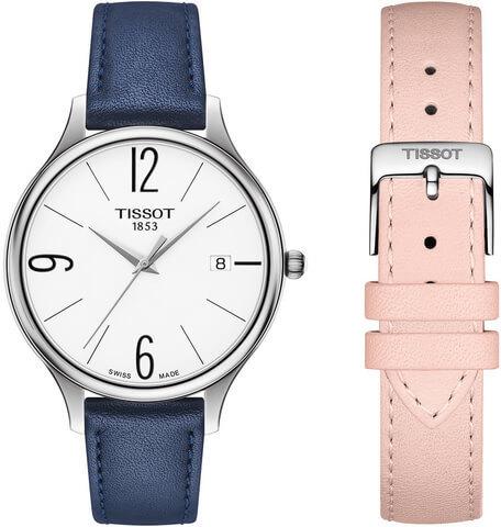 628849eb Купить Женские часы Tissot T103.210.16.017.00 Bella Ora Round по доступной  цене