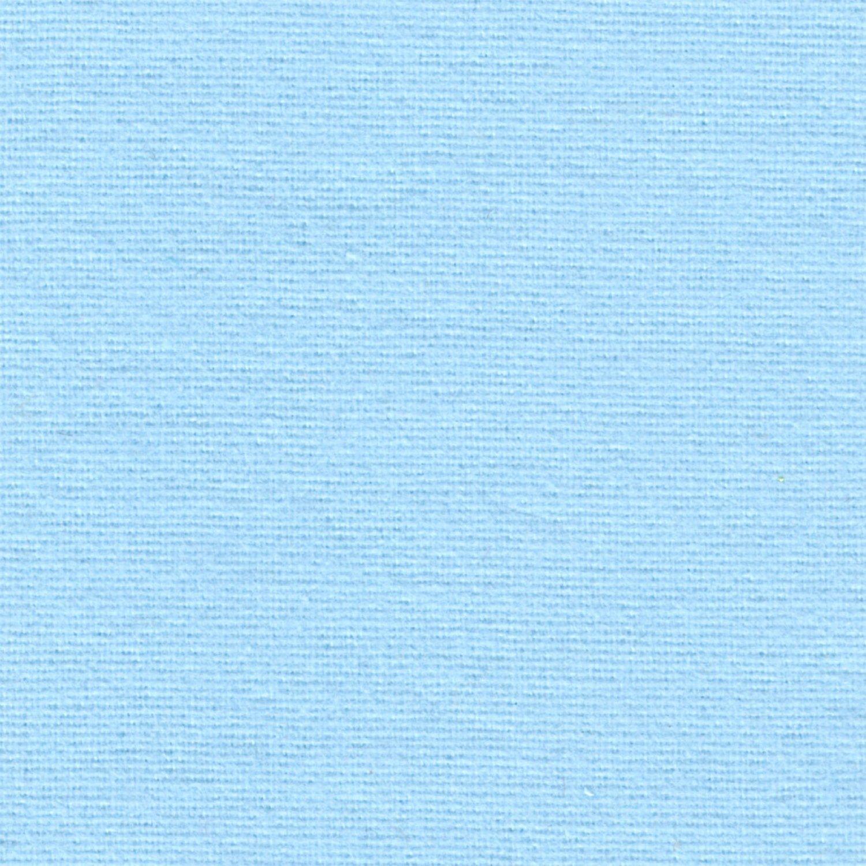 Простыня прямая 260x280 Сaleffi Raso Tinta Unito сатин голубая