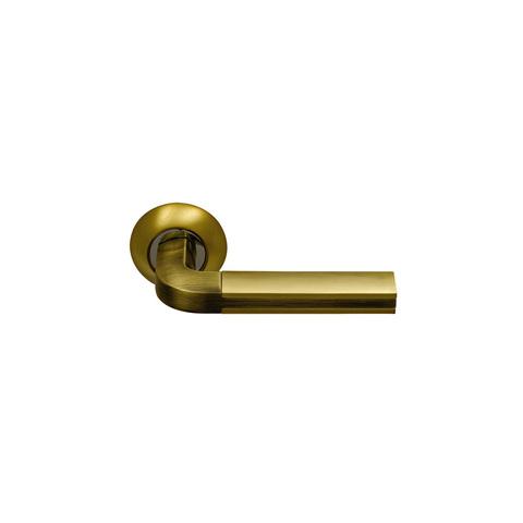 Ручка Sillur 96 матовое золото / античная бронза