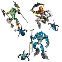 Конструктор Роботы Повелители серия 02