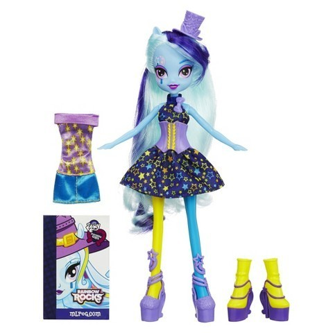 My Little Pony Equestria Trixie Lulamoon