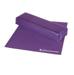 """Подлокотник """"мини"""" с ковриком EXPERT 10 TYPE 3 (фиолетовый) Staleks"""