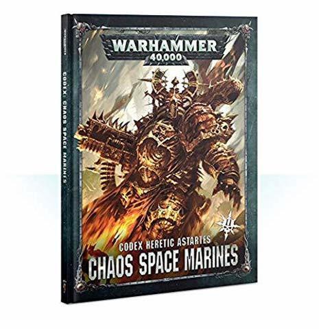 CODEX: CHAOS SPACE MARINES 2