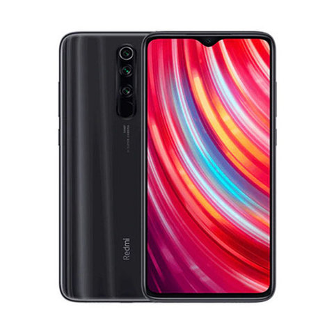 Смартфон Xiaomi Redmi Note 8 Pro 6/64GB Black EU (Global Version)