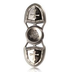 Fidget Spinner Metal Cross