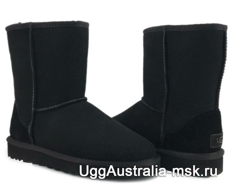 UGG Classic II Short Black