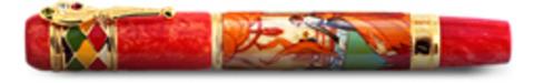Ручка перьевая Ancora Circus (Цирк)123