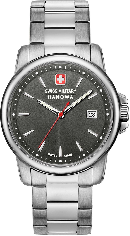 Часы мужские Swiss Military Hanowa 06-5230.7.04.009 Swiss Soldier-Recruit