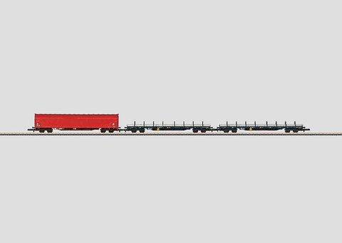 Набор грузовых вагонов Marklin Z 82422