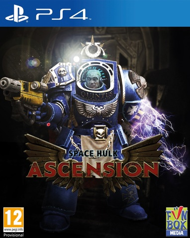 Sony PS4 Space Hulk: Ascension (русские субтитры)