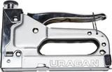 Пистолет URAGAN скобозабивной металлический пру...