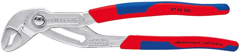 Ключ переставной универсальный Cobra 250мм Knipex KN-8705250