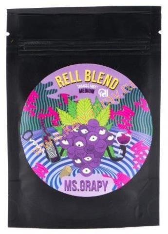 Бестабачная смесь Rell Blend - Виноград