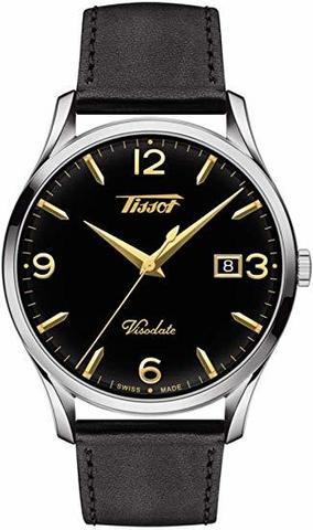 Купить Мужские часы Tissot T118.410.16.057.01 Heritage Visodate по доступной цене