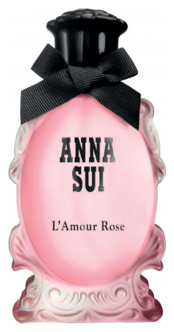 Anna Sui L AMOUR ROSE 30ml edT TESTER