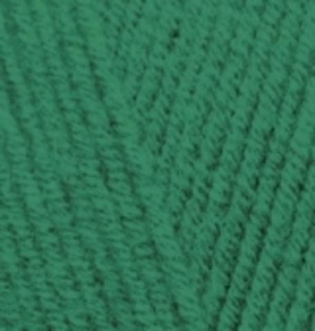Пряжа Lanagold (Alize) 118 Зеленый - купить в интернет-магазине от 1 мотка.