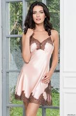 Сорочка женская шелковая MIA-Amore  MARILIN  Мэрилин  3101