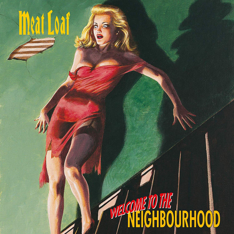Meat Loaf / Welcome To The Neighbourhood (2LP)