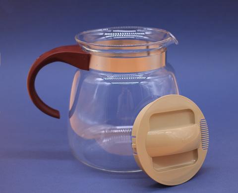 Чайник для кипячения стеклянный, 1.8 л