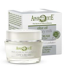 Омолаживающий защитный дневной крем для лица, Aphrodite