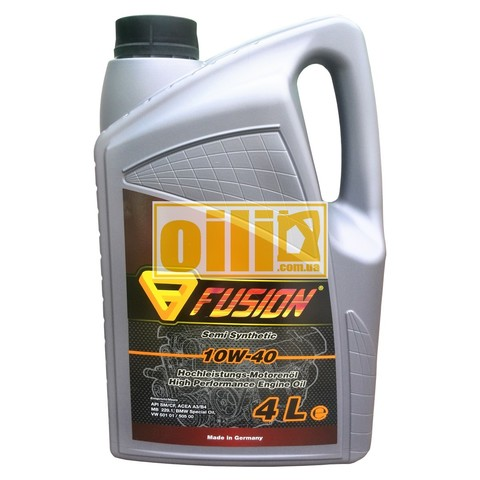 Fusion Semi Synthetic 10W-40 4L