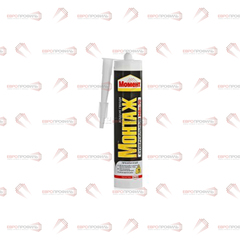 Клей Момент Монтаж суперсильный МВп-70 прозрачный картриж 280 гр