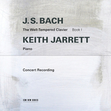 Keith Jarrett / J.S. Bach: The Well-Tempered Clavier (2CD)