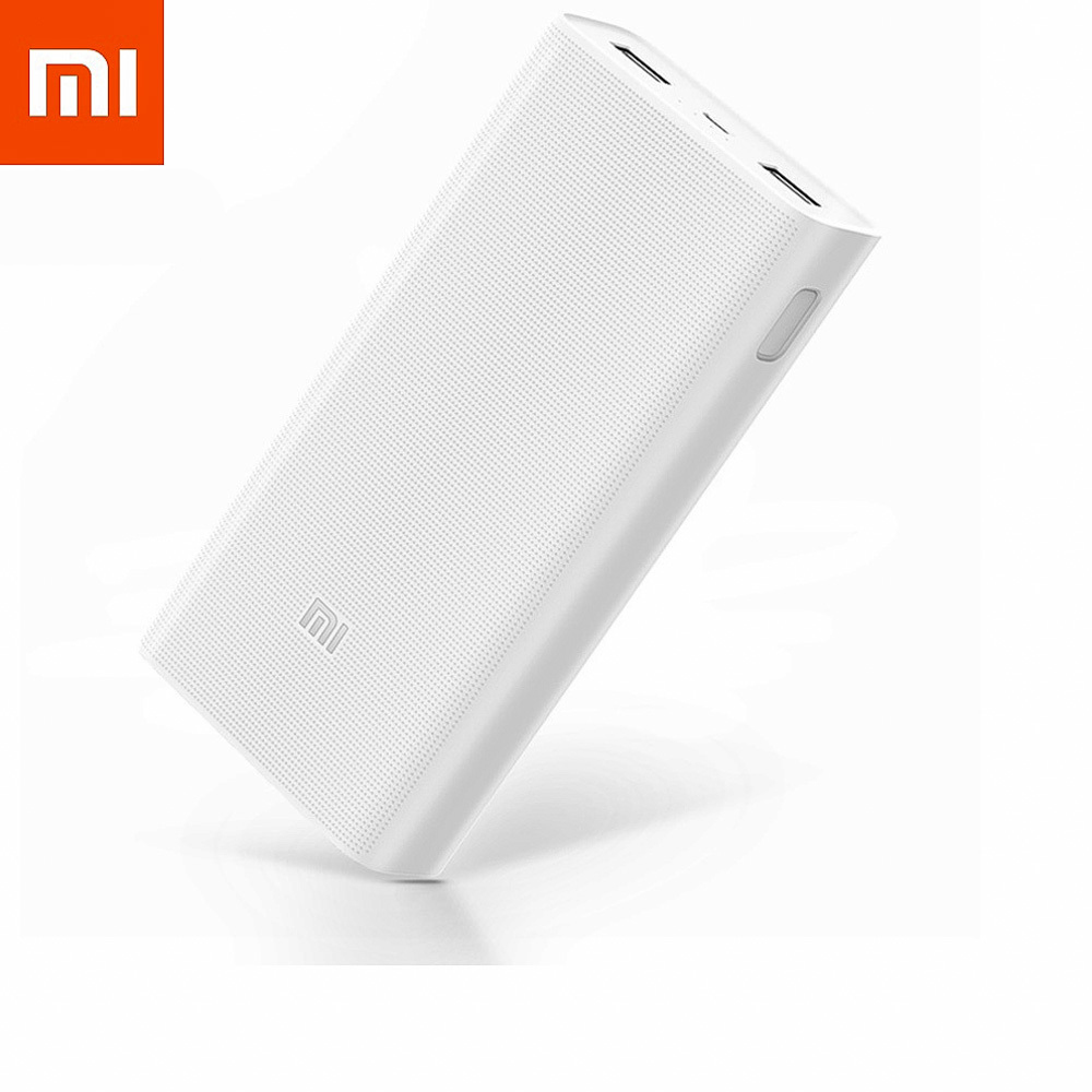 Xiaomi Mi Power Bank 2C 20000 mAh