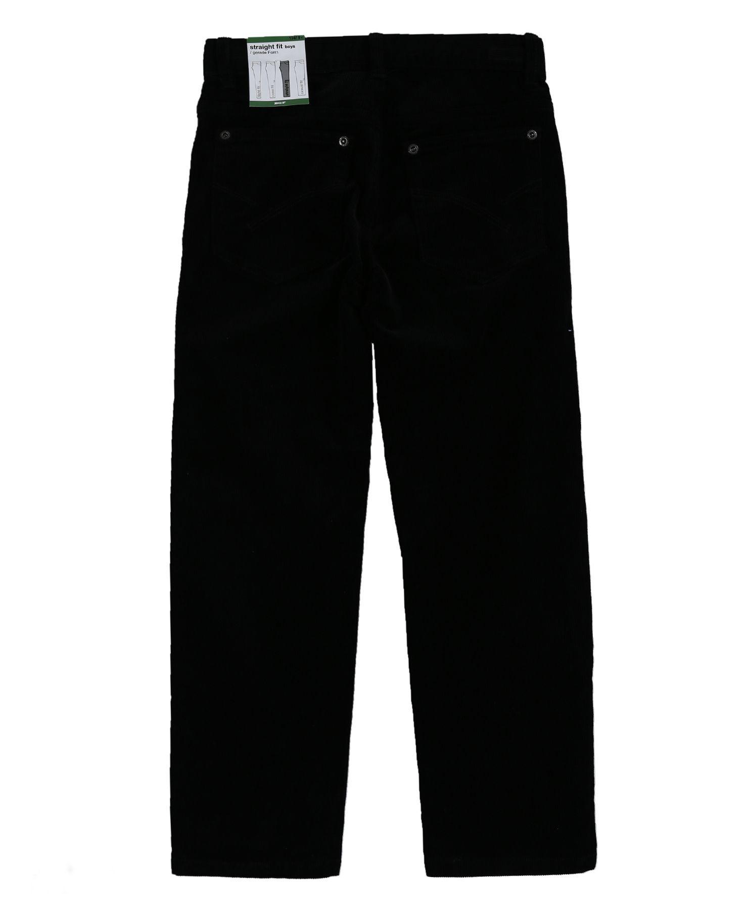 Вельветовые детские брюки