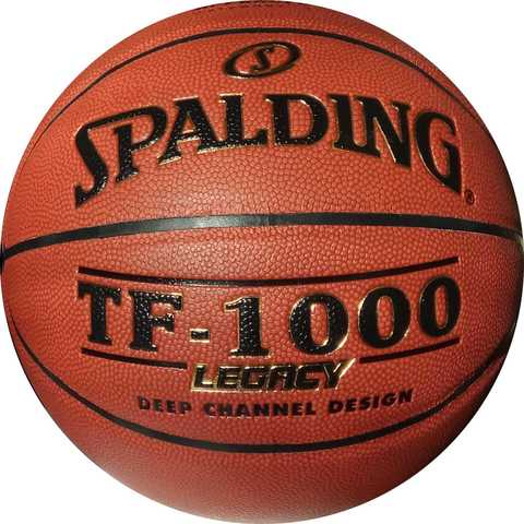 Мяч баскетбольный Spalding TF1000 Legacy
