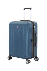 Чемодан WENGER VAUD цвет синий, 59x26,5x42 см, 66 л