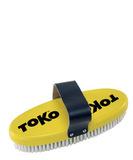 Щётка Toko ручная, овальная, нейлоновая 15 мм