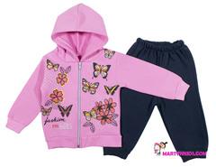 1017 костюм бабочки теплый