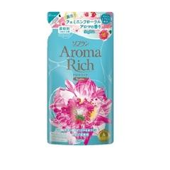 Кондиционер для белья, Lion, Soflan Aroma Rich Sofia, аромат цветов, сменный блок, 450 мл