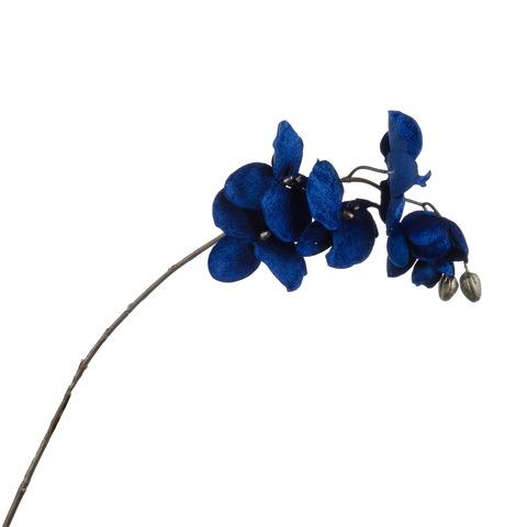 Фаленопсис синий 84см