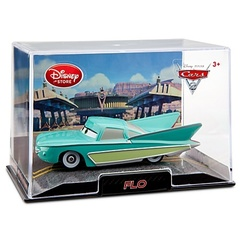 Cars 2 Die Cast - Flo