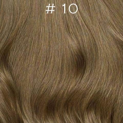 10 пепельно-русый