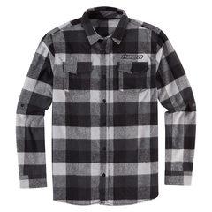Feller Flannel / Черно-серый