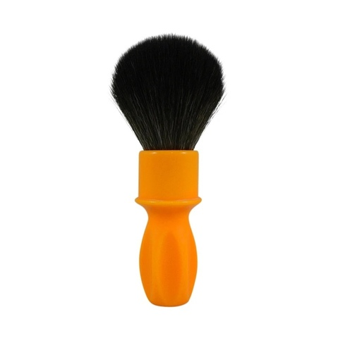 Помазок RazoRock 400 Noir Plissoft синтетика оранжевый