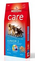 Корм для щенков крупных пород с 6-месяцев Meradog JUNIOR 2