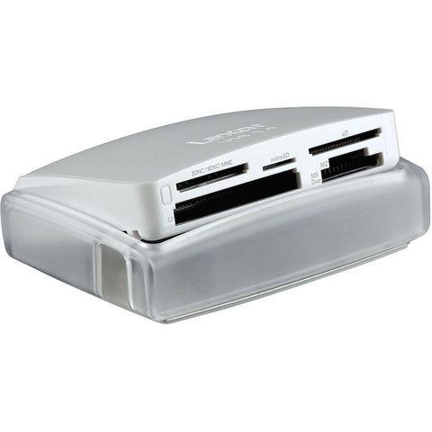Картридер Lexar Multi-Card 25 в 1 USB 3.0 Reader для карт CF, SDXC, microSD, Memory Stick, xD-Picture