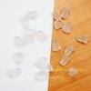 Заглушки силиконовые для пуссет-гвоздиков 6х4 мм, 10 ПАР