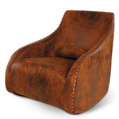 """Кресло-качалка """"CHESTER"""" ECO WAX"""