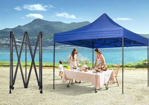 Шатер - палатка S8.1, 3x3м белый