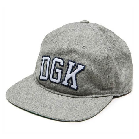 Кепка DGK Bullpen Strapback Grey