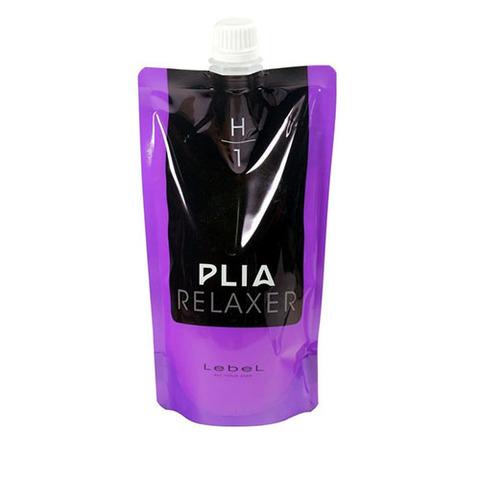 LEBEL PLIA RELAXER H1 - Крем для химического выпрямления волос (ШАГ 1)